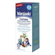 Marsjanki Futura 1-3 lat, syrop, 125 ml