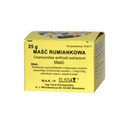 Maść rumiankowa, 25 g (Elissa)