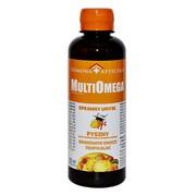 MultiOmega, syrop o smaku owoców tropikalnych, 250 ml