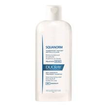 Ducray Squanorm, szampon przeciwłupieżowy, łupież suchy, 200 ml
