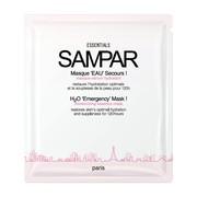 Sampar H2O 'Emergency' Mask, nawilżająca maska - serum, 1 szt