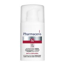 Pharmaceris N Opti-Capilaril, intensywny krem redukujący cienie i worki pod oczami, 15 ml