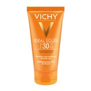 Vichy Ideal Soleil, matujący krem do twarzy, SPF 30, 50 ml