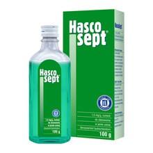 Hascosept, 1,5 mg/g, roztwór do stosowania w jamie ustnej, 100 g