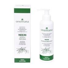 Orientana, odżywczy Bio olejek do demakijażu, neem, 150 ml