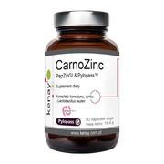 CarnoZinc PepZinGI & Pylopass, kapsułki, 60 szt.