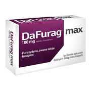 Dafurag max, 100 mg, tabletki, 15 szt.