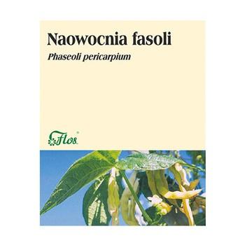 Naowocnia fasoli, zioło jednorodne, 50 g (Flos)
