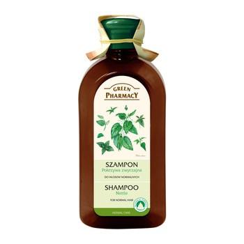 Green Pharmacy, szampon do włosów normalnych, pokrzywa zwyczajna, 350 ml