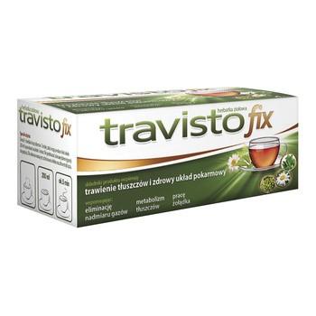 Travisto fix, herbatka ziołowa, 1,5 g x 20 szt.