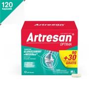 Artresan Optima, kapsułki, 90 szt. + 30 szt. GRATIS