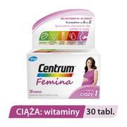 Centrum Femina 1, tabletki, 30 szt.
