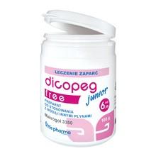 Dicopeg Junior Free, proszek, 100 g
