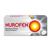Nurofen, 200 mg, tabletki powlekane, 12 szt.