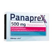 Panaprex, 500 mg, tabletki powlekane, 12 szt.
