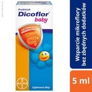 Dicoflor Baby, krople, 5 ml