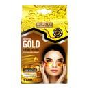 Beauty Formulas, złote żelowe płatki pod oczy, 6 par