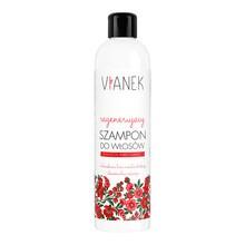 Vianek, regenerujący szampon do włosów ciemnych, farbowanych, 300 ml