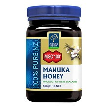 Miód Manuka MGO 100+, nektarowy, 500 g
