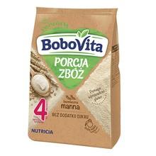 BoboVita Porcja Zbóż, bezmleczna manna, 170 g