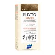 Phyto Color, farba do włosów, 8.3 jasny złoty blond, 1 opakowanie