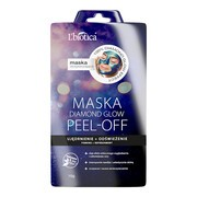L 'Biotica, maska peel-off, ujędrnienie i odświeżenie, 10 g