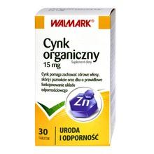 Cynk, 15 mg, tabletki, 30 szt. (Walmark)