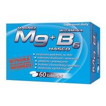Mg+B6, tabletki, 60 szt (Hasco)