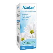 Azulan, płyn do stosowania w jamie ustnej i na skórę, 90 g