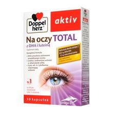Doppelherz aktiv Na oczy Total z DHA i luteiną, kapsułki, 30 szt.