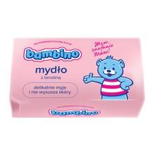 Bambino, mydło z lanoliną dla dzieci, 90 g
