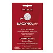 FlosLek Laboratorium Naczynka Pro, krem maseczka, 5 ml, 2 szt.