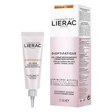 Lierac Dioptifatigue, energetyzujący krem-żel korygujący oznaki zmęczenia, 15 ml