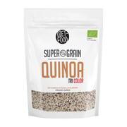 Diet-Food, Bio quinoa - komosa ryżowa trójkolorowa, 400 g