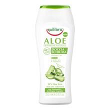 Equilibra, kremowy żel pod prysznic, aloesowy, 250 ml