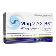 Olimp MagMAX B6, tabletki powlekane, 50 szt.