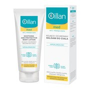 Oillan Med, kojąco-ochronny balsam do ciała, 200 ml