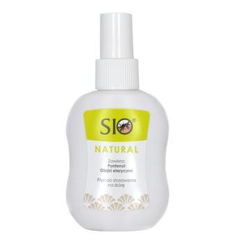Sio Natural, płyn do stosowania na skórę, 100 ml
