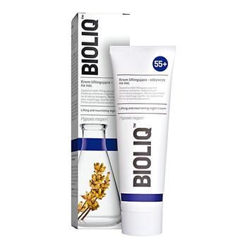 Bioliq 55+, krem liftingująco-odżywczy na noc, 50 ml