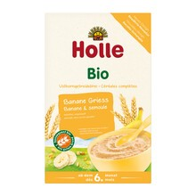 Holle kaszka, pszenno-bananowa BIO,  250 g