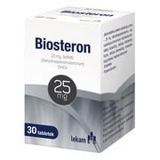 Biosteron, 25 mg, tabletki, 30 szt.