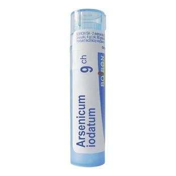 Boiron Arsenicum album, 9CH, granulki, 4 g