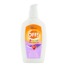 OFF! Junior Repelent przeciw komarom w żelu, 100 ml