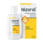 Nizoral, 20 mg/g, szampon leczniczy, 100 ml (butelka)