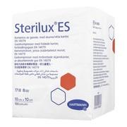 Kompresy niejałowe Sterilux ES, 17-nitkowe, 8 warstwowe, 10 cm x 10 cm, 100 szt.