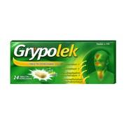 Grypolek, tabletki powlekane, 24 szt.