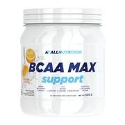 Allnutrition BCAA Max Support, proszek, smak pomarańczowy, 500 g
