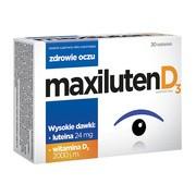 Maxiluten D3, tabletki, 30 szt.