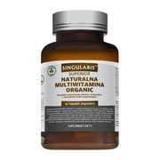 Singularis Naturalna Multiwitamina Organic, kapsułki, 60 szt.