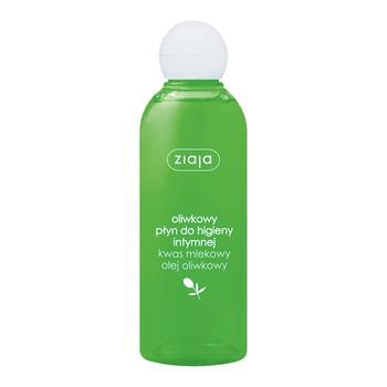 Ziaja, naturalny oliwkowy płyn do higieny intymnej, 200 ml
